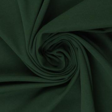 Baumwoll-Jersey dunkelgrün