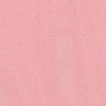 Baumwoll-Druck Uni rosa