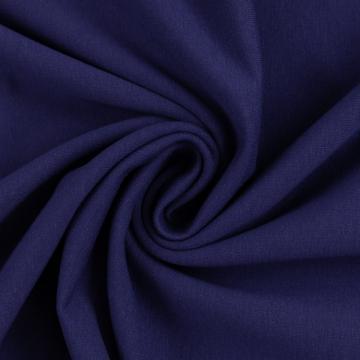 French Terry Uni dunkelblau