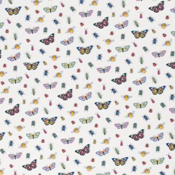 Baumwoll-Jersey Schmetterling