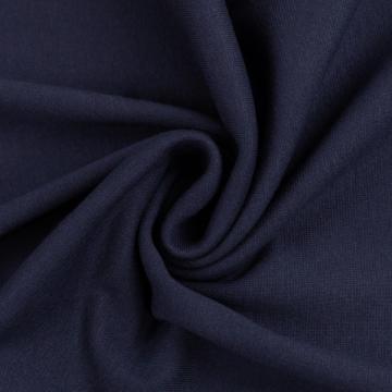 Bündchen Uni dunkelblau